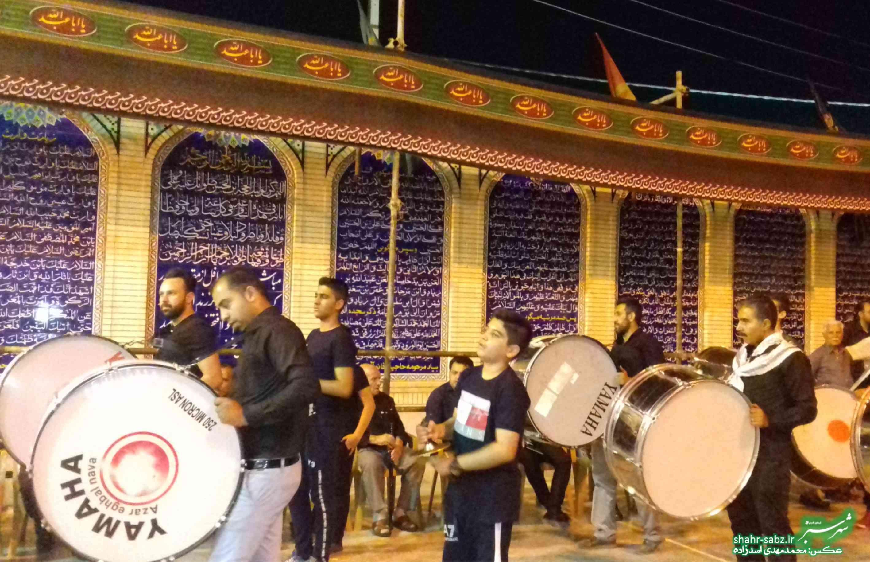 حسینیه کازرونی های شیراز 26-6-97/ عکس: محمدمهدی اسدزاده