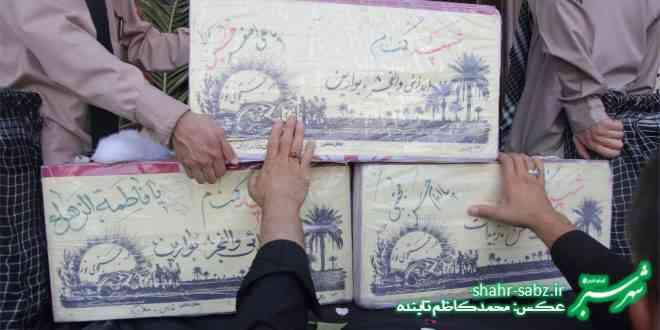 27-06-1397 شیراز-تشیع شهدای گمنام/ محمدکاظم تابنده