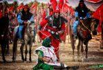 30-06-1397-تعزیه روز عاشورا در کره موچی لامرد- عکس: علیرضا منفرد
