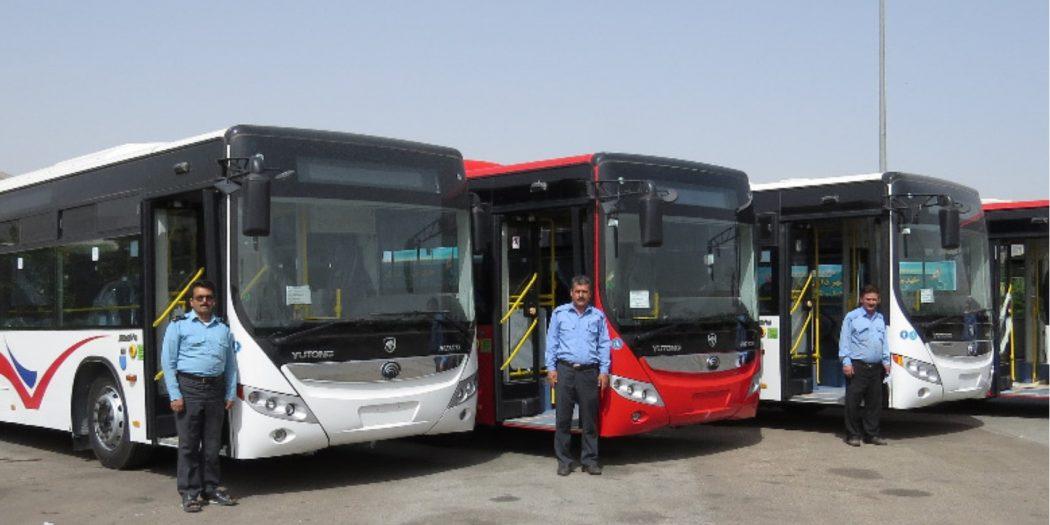 اتوبوس شهری/ طاهره کریمی خرمی