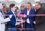 افتتاح نمایشگاه نقاشی در کازرون