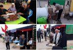 راه اندازی موکب احباب الرضا خشت - گزارش: محمود نوذری