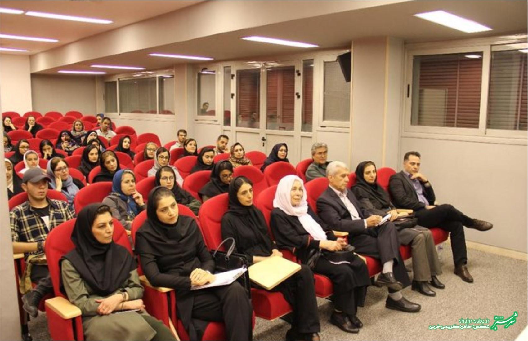 همایش برخوان سعدی/ عکس: طاهره کریمی خرمی