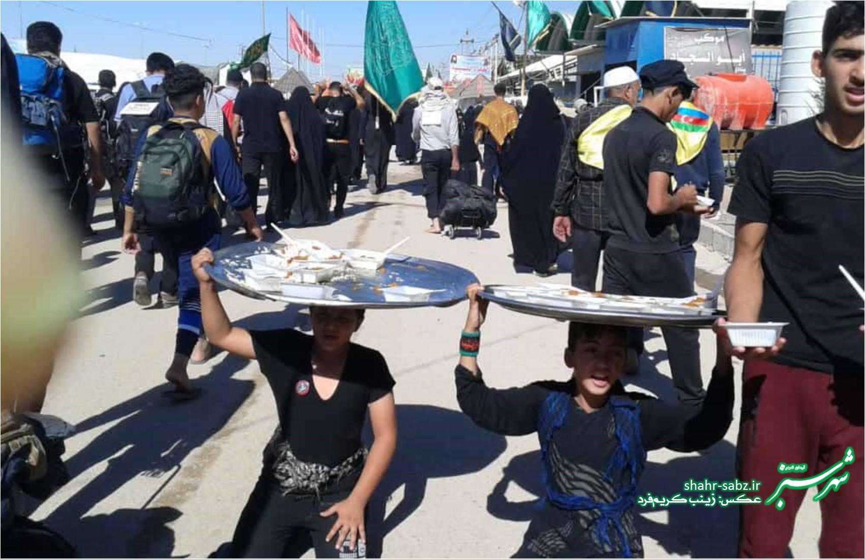 راهپیمایی اربعین حسینی/ 6 آبان 1397/ عکس: زینب کریم فرد