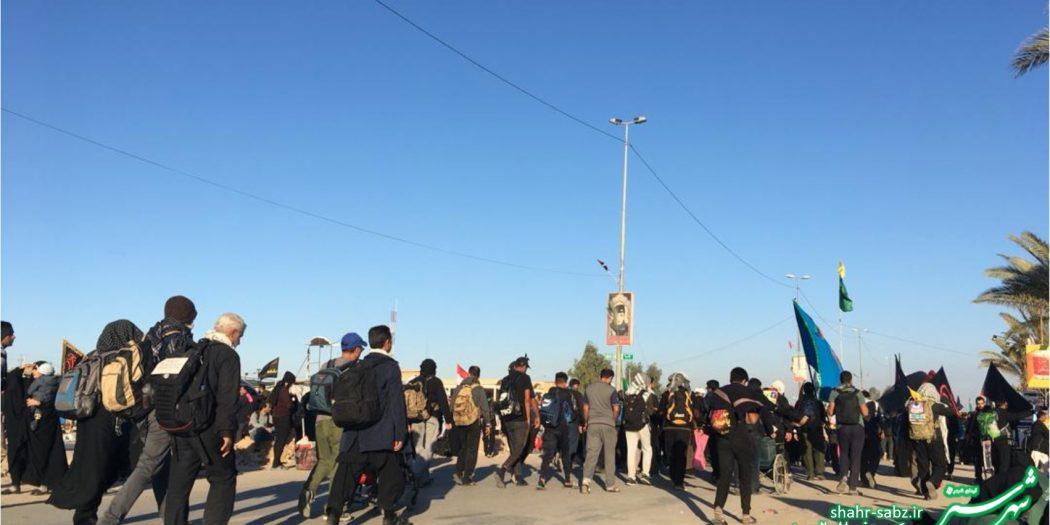 راهپیمایی اربعین حسینی/ عکس: زهرا ابوالحسنی