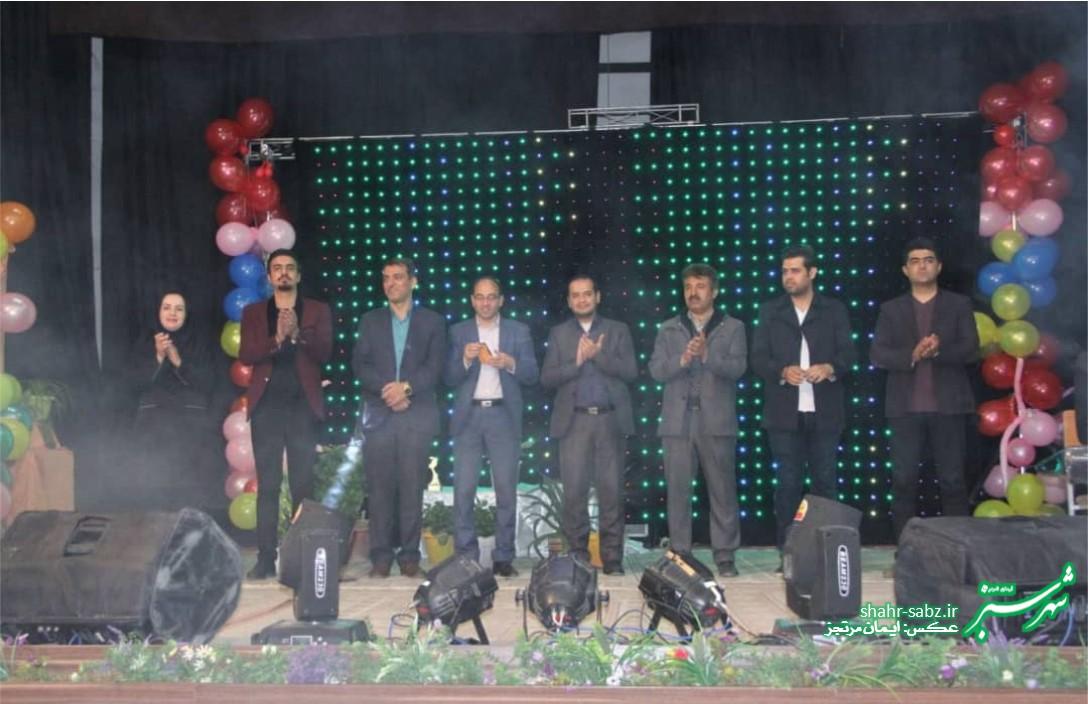 اولین جشنواره مجریان صحنه کازرون / عکس: ایمان مرتجز