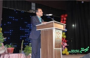 عبدالرضا یزدانی/ اولین جشنواره مجریان صحنه کازرون / عکس: ایمان مرتجز