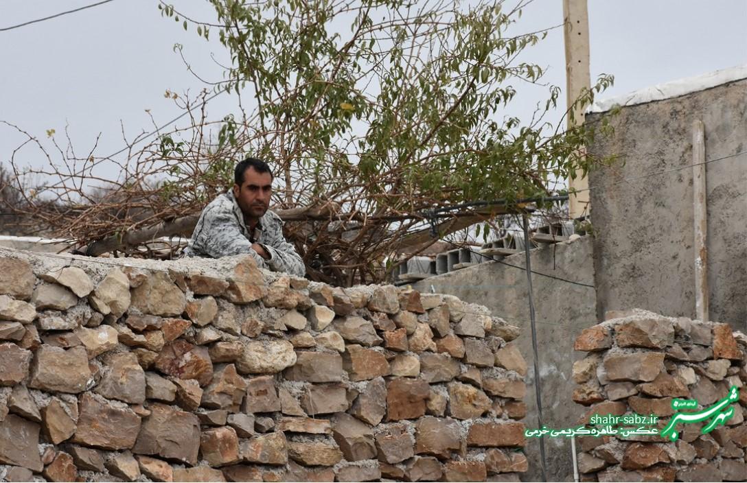روستای کنده ای/ عکس: طاهره کریمی خرمی