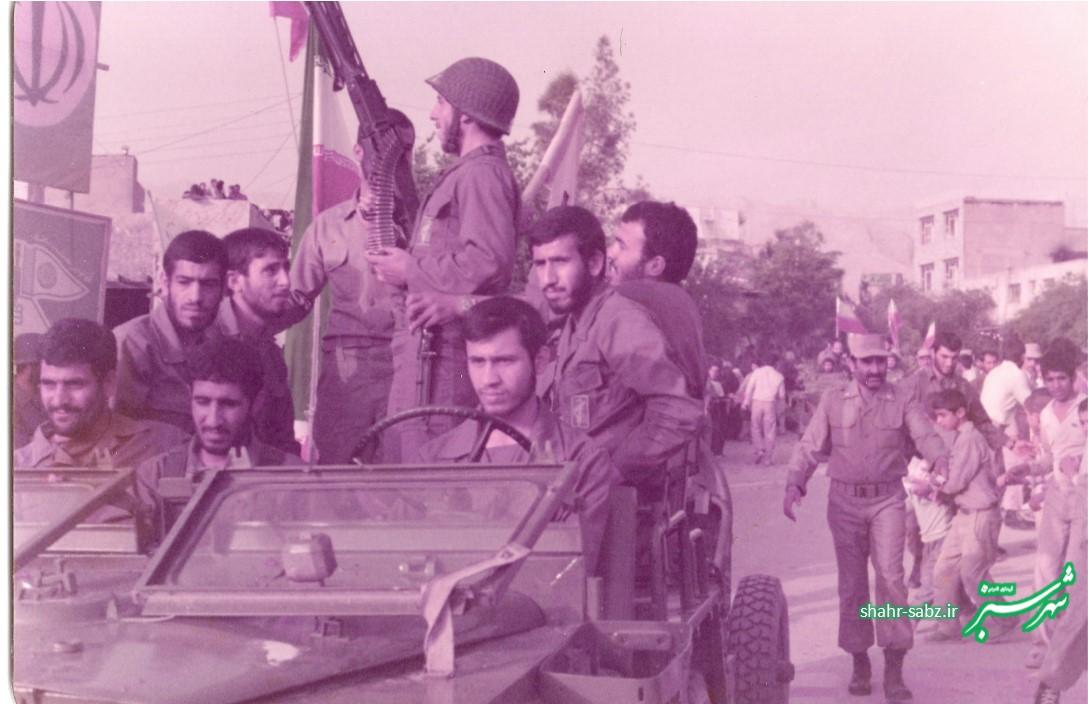 حاج کاظم پدیدار، شهید ابراهیم صفری