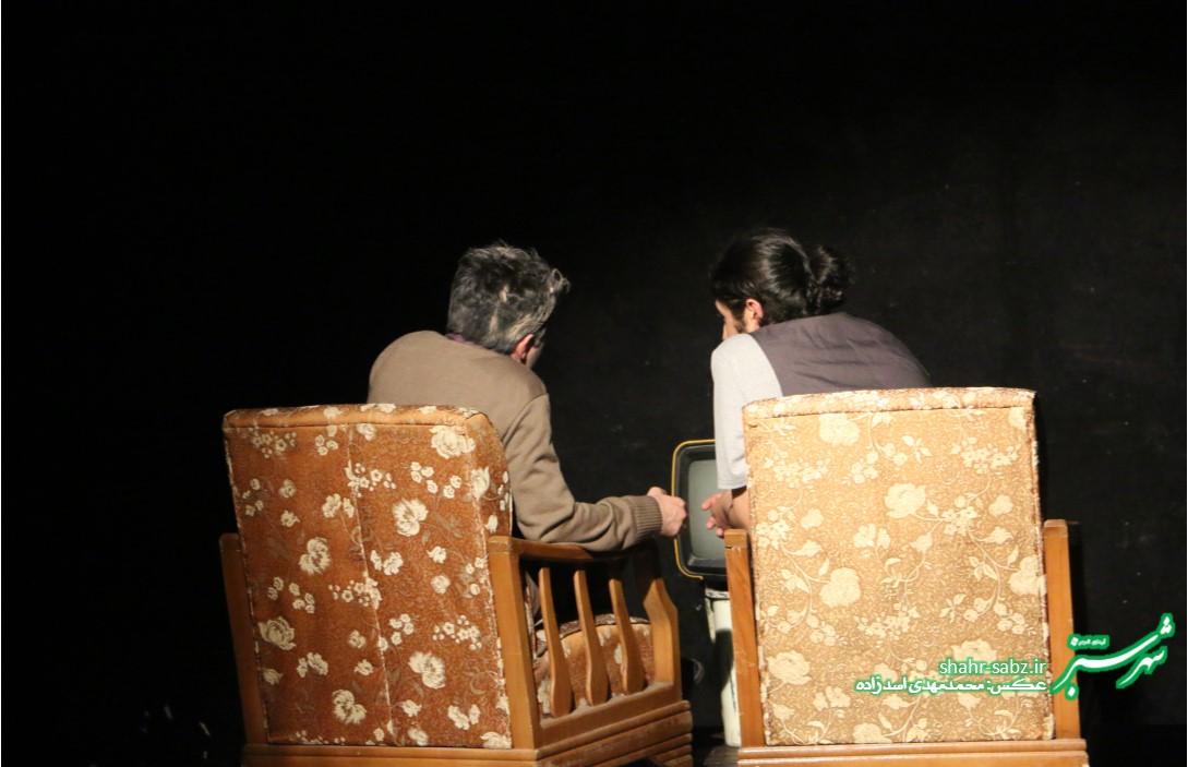 نگاهی به نمایش زندگی در تئاتر