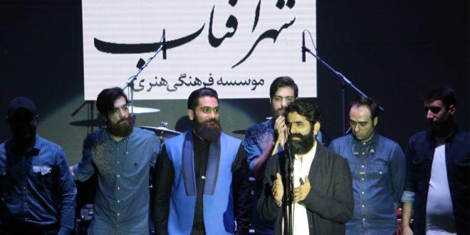 کنسرت علی زندوکیلی در شیراز/ محسن خباز و علی زندوکیلی/ عکس: محمدمهدی اسدزاده