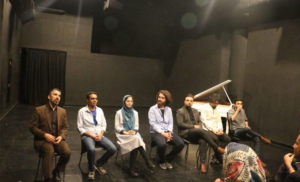 نمایش کنسرت بی سروصدا در شیراز/ عکس: محمدمهدی اسدزاده