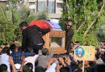 تشیع جنازه شهید خرسند/ / عکس: محمدمهدی اسدزاده